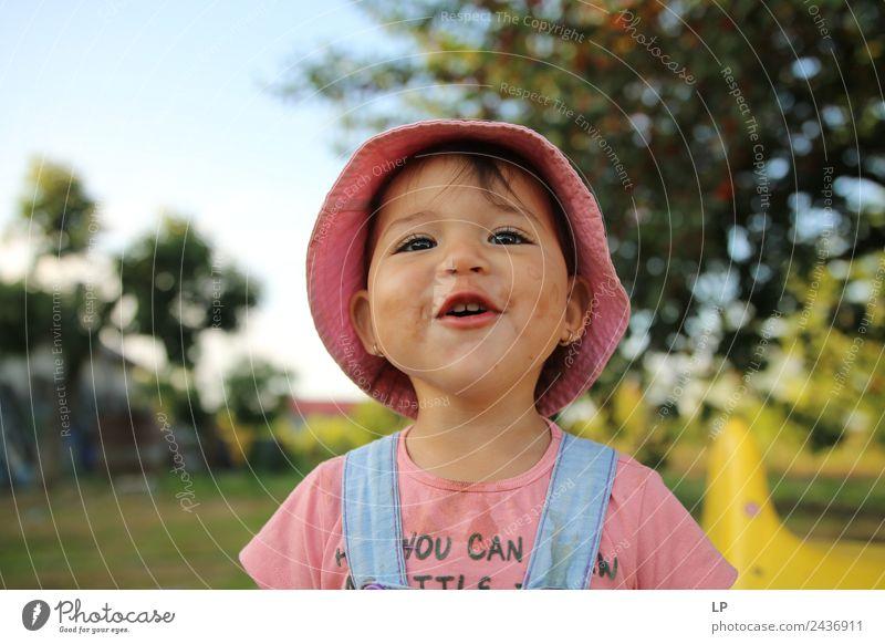 Kind Mensch Erwachsene Leben sprechen Gefühle Familie & Verwandtschaft Kindheit Kraft Fröhlichkeit Erfolg Beginn Studium Coolness Hoffnung Bildung