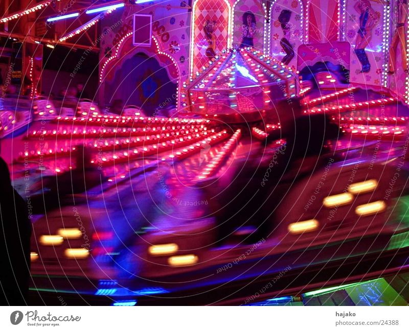 All-Round Bewegung Freizeit & Hobby Jahrmarkt Karussell