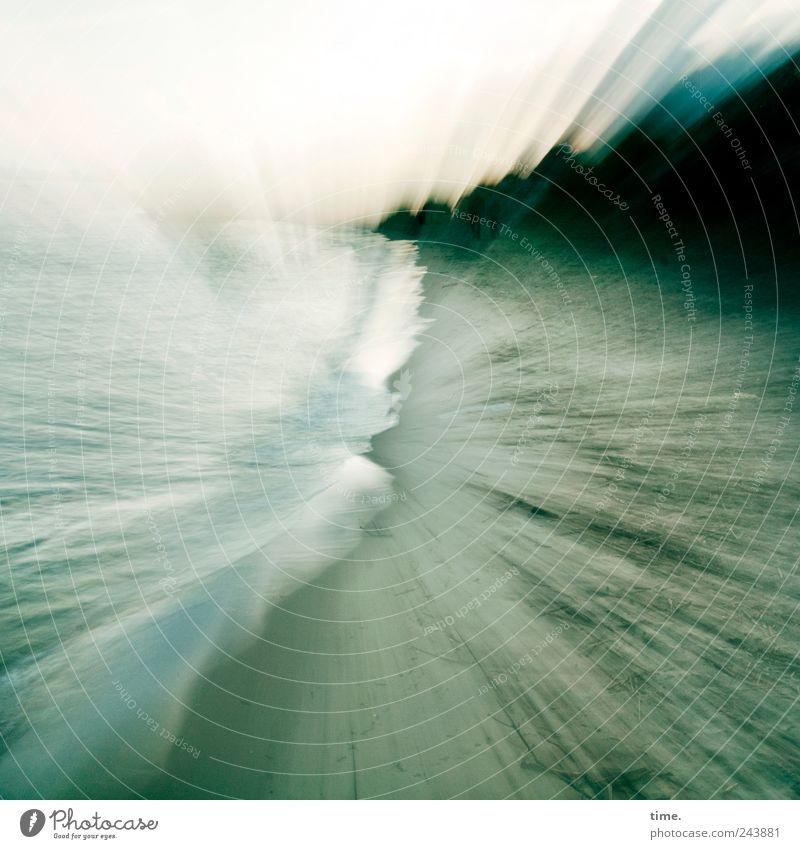 Prime Time - Part Three Design Ferne Strand Umwelt Natur Landschaft Himmel Horizont Schönes Wetter Küste Flussufer entdecken ästhetisch außergewöhnlich