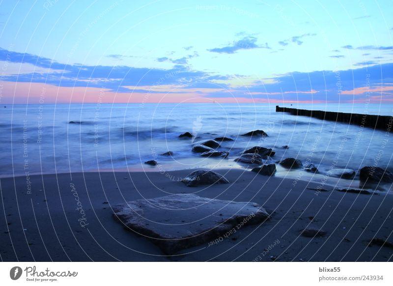 Ein Morgen am Meer Wasser Sommer Freiheit Sand Deutschland Europa Sehnsucht Ostsee Fernweh Kühlungsborn