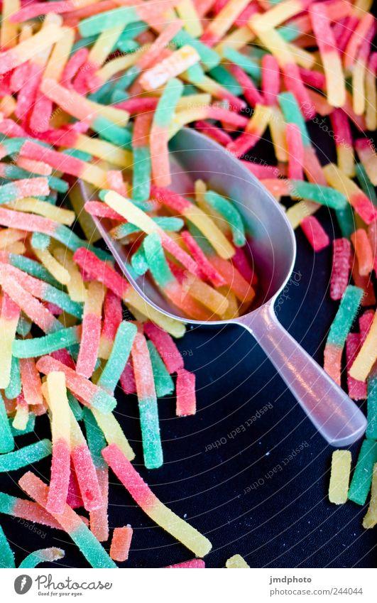 tüte buntes Süßwaren Lifestyle Freude ausgehen Jahrmarkt leuchten frech lecker sauer süß Fröhlichkeit Lebensfreude Begeisterung Völlerei gefräßig Duft Kindheit