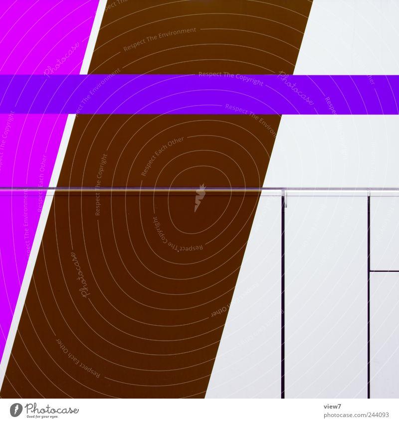 simple fast 2.0 Farbe Linie braun Metall rosa Design elegant Beginn Geschwindigkeit frisch modern Ordnung ästhetisch neu Güterverkehr & Logistik authentisch