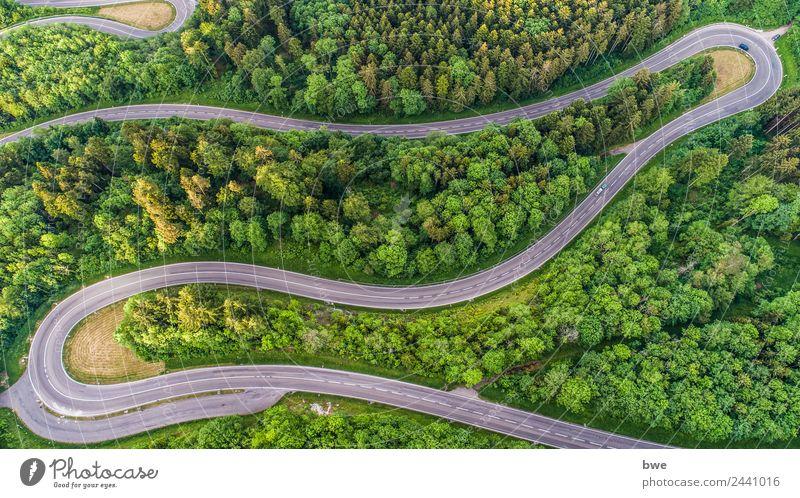 Mountain pass road Fahrradfahren wandern Landwirtschaft Forstwirtschaft Energiewirtschaft Erneuerbare Energie Industrie Umwelt Natur Landschaft Pflanze Frühling