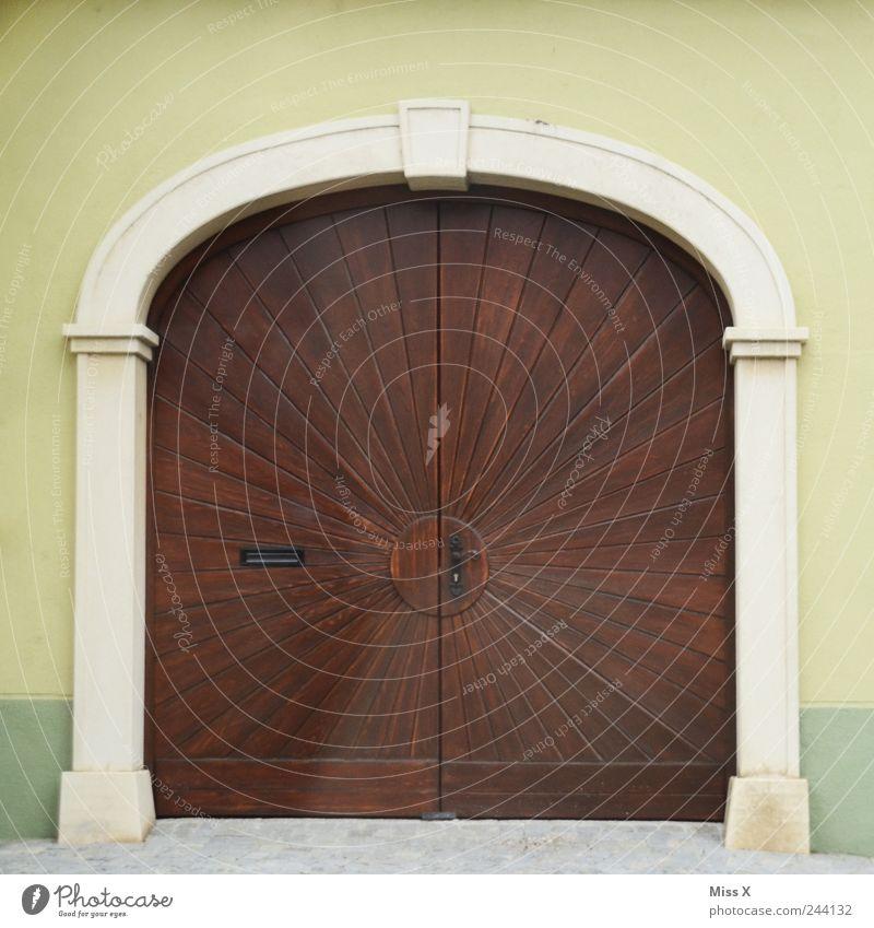 Door alt Haus Wand Holz Mauer Gebäude Architektur Tür groß Fassade geschlossen Tor Briefkasten Türrahmen Holztor Bundesland Burgenland