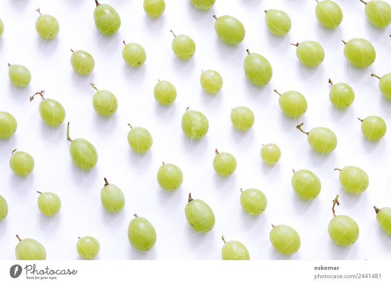 Weintrauben Lebensmittel Frucht weiße Trauben Ernährung Bioprodukte Vegetarische Ernährung vegan Vegane Ernährung ästhetisch frisch Gesundheit hell lecker