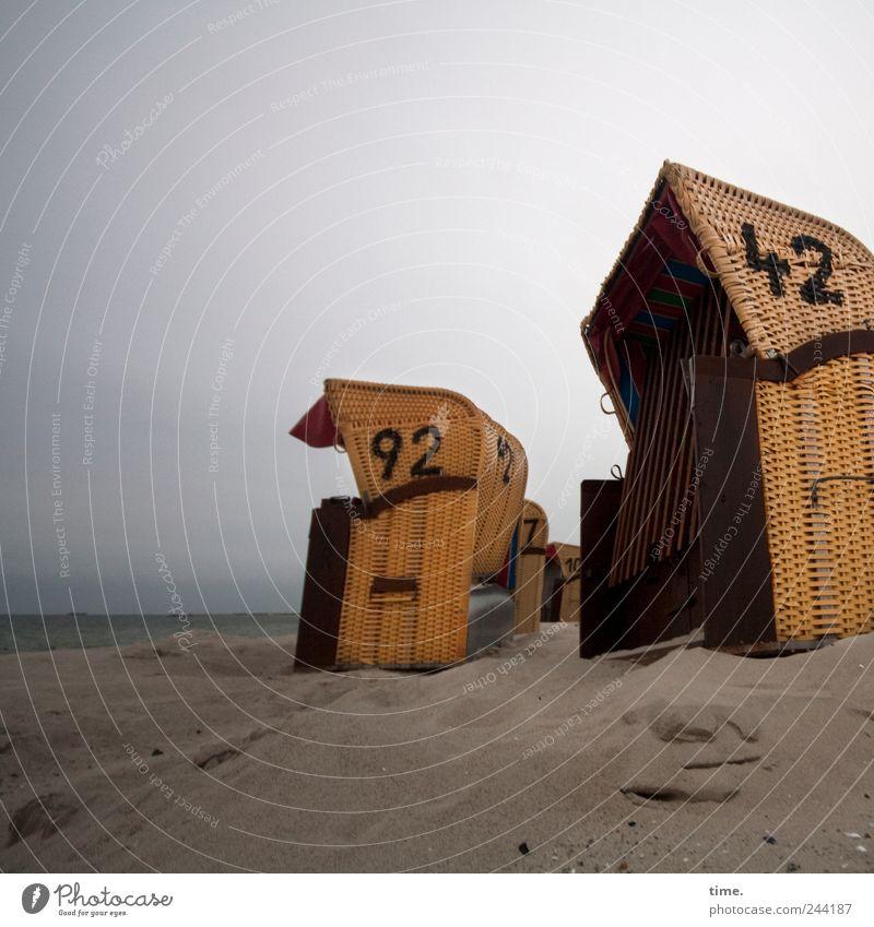 Senior & Junior harmonisch Erholung ruhig Ferien & Urlaub & Reisen Tourismus Ausflug Freiheit Sommer Sommerurlaub Strand Meer Natur Landschaft Sand Luft Wasser