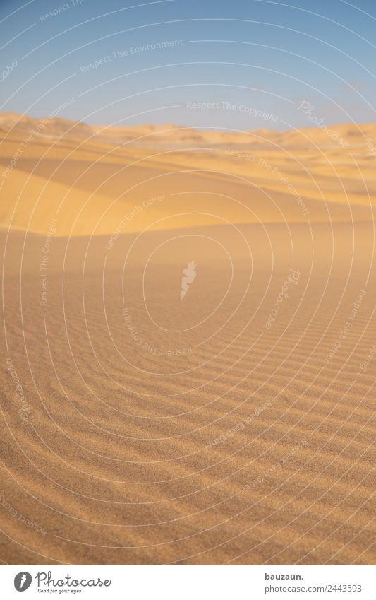 =. Ferien & Urlaub & Reisen Tourismus Ausflug Abenteuer Ferne Freiheit Sommer Sonne Urelemente Sand Himmel Wolkenloser Himmel Klima Klimawandel Schönes Wetter