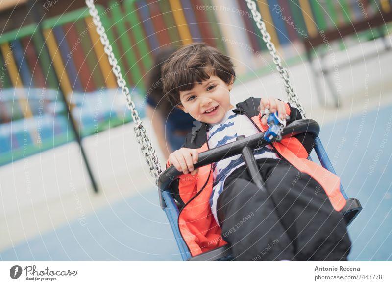 Babyspaß Freude Glück Freizeit & Hobby Spielen Kind Schule Mensch Junge Frau Erwachsene Kindheit Jugendliche 1 1-3 Jahre Kleinkind Park Spielplatz Pullover