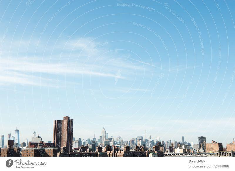 Amerika Lifestyle Reichtum Design Baustelle Business Karriere Erfolg Mensch Leben Klimawandel Stadt Hauptstadt Stadtzentrum Stadtrand Skyline überbevölkert