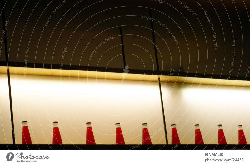 Rote Testflüssigkeit rot Freizeit & Hobby Café Flüssigkeit Reihe Flasche Regal