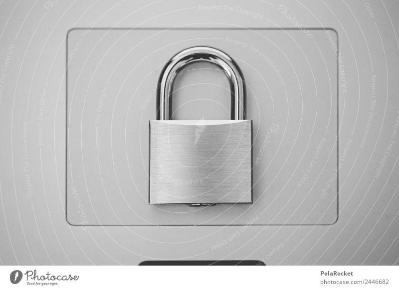 #A# Silberne Sicherheit Kunst ästhetisch Schloss Schlosserei silber Sicherheitsdienst Sicherheitslinie Sicherheitsverwahrung Sicherheitskontrolle unsicher