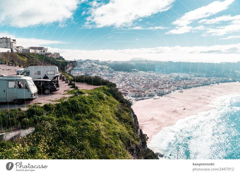 Roadtrip durch Portugal Ferien & Urlaub & Reisen Tourismus Ausflug Abenteuer Freiheit Camping Sommer Sommerurlaub Strand Meer Wellen Landschaft Erde Wasser