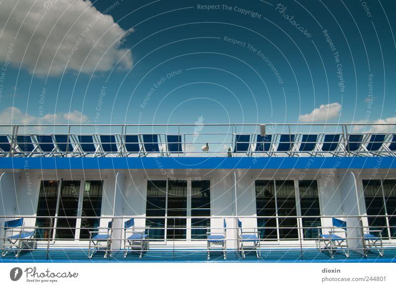 chill out area pt.3 Himmel Sommer Ferien & Urlaub & Reisen Wolken Erholung Wasserfahrzeug Ausflug Tourismus Pause Schönes Wetter Schifffahrt Sonnenbad