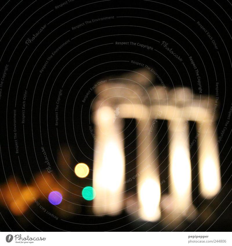 säulen von side bei nacht Ferien & Urlaub & Reisen Tourismus Ausflug Sightseeing Sommer Sommerurlaub Kleinstadt Ruine Bauwerk Sehenswürdigkeit Denkmal Stein