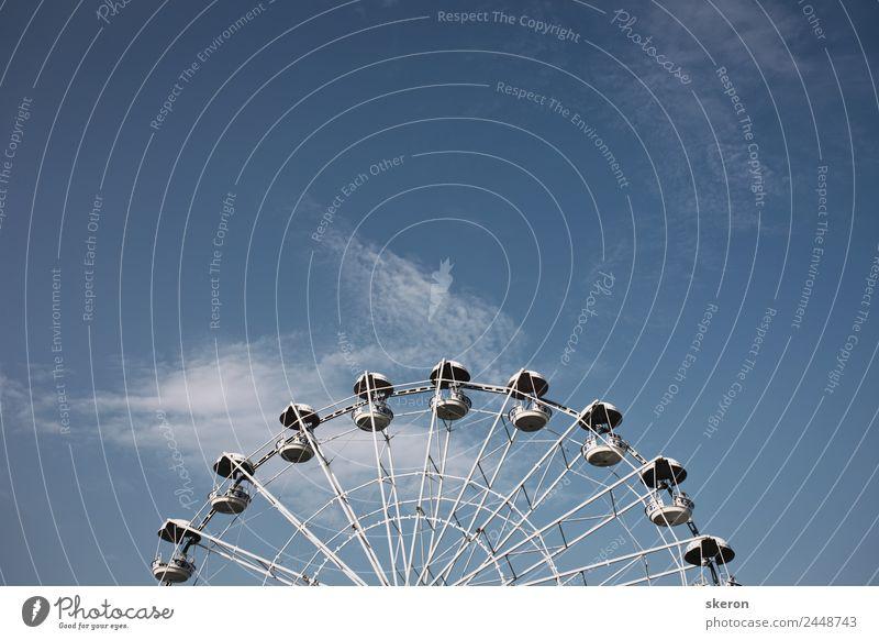 Himmel Ferien & Urlaub & Reisen Sommer blau schön Wolken Lifestyle Frühling Stil Feste & Feiern Kunst Tourismus Spielen Ausflug Freizeit & Hobby hell