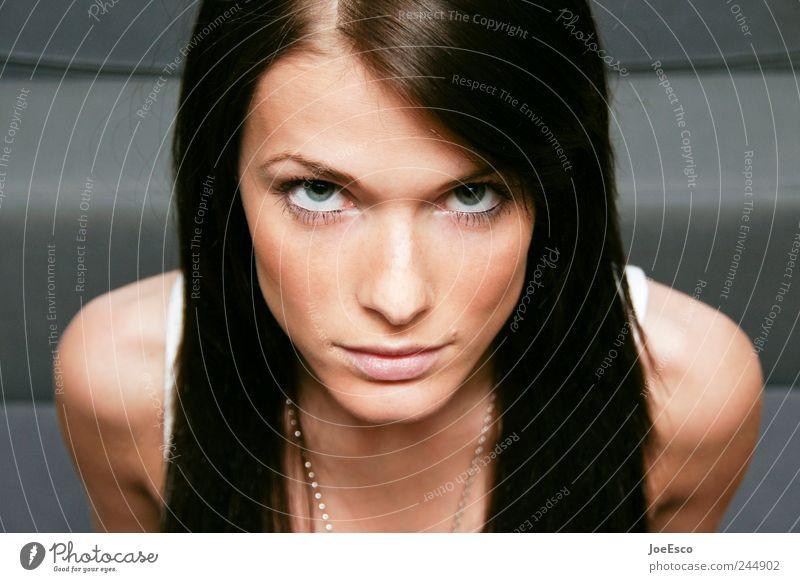#244902 Frau schön Gesicht Auge Erholung Leben Gefühle Erwachsene träumen Mund frisch natürlich Coolness einzigartig Neugier