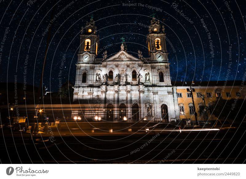 Nachtwanderung durch Lissabon Freizeit & Hobby Ferien & Urlaub & Reisen Tourismus Ausflug Abenteuer Sightseeing Städtereise Sommer Sommerurlaub Nachtleben