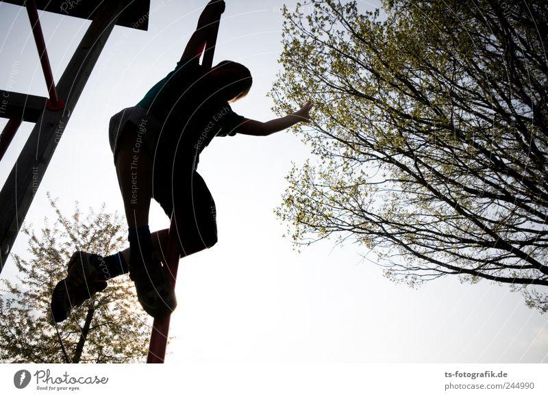 Spiel, Platz und Sieg! Mensch Kind Natur Baum Pflanze Freude Umwelt Spielen Junge Glück Kindheit Freizeit & Hobby maskulin sportlich 8-13 Jahre