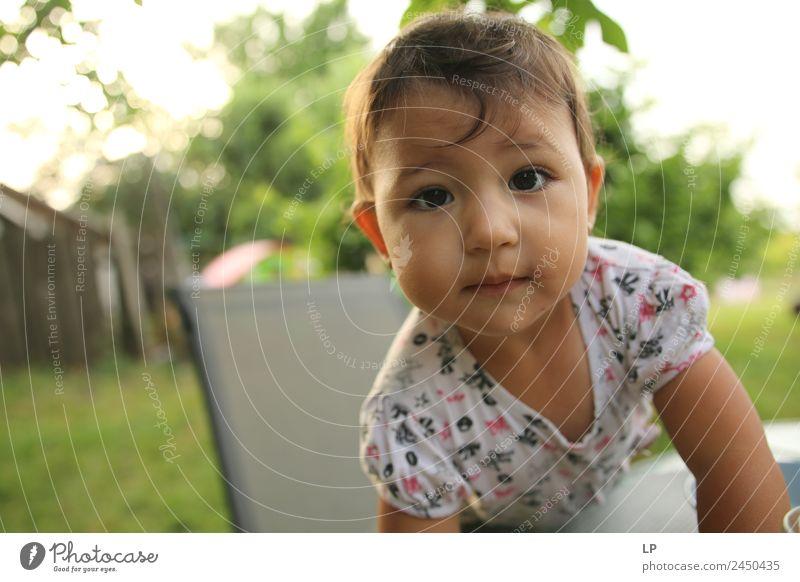 Du siehst dich an und siehst mich an. Lifestyle Kindererziehung Bildung Mensch Eltern Erwachsene Geschwister Großeltern Senior Familie & Verwandtschaft Kindheit
