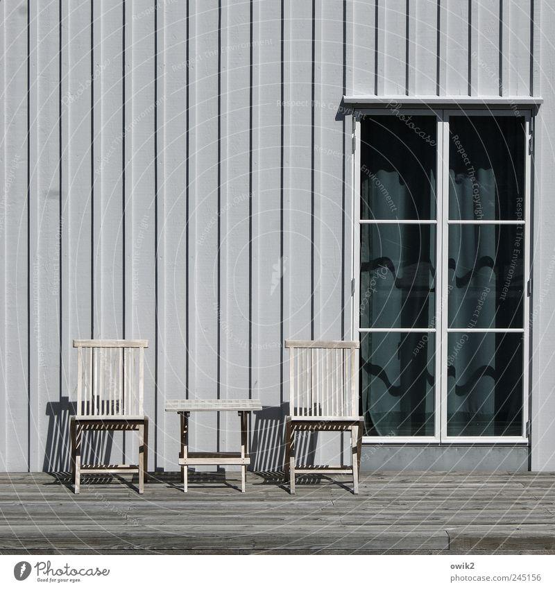 Urlaub abstrakt Lifestyle Stil Design Ferien & Urlaub & Reisen Tourismus Ausflug Bohuslän Nordeuropa Haus Gebäude Architektur Mauer Wand Fassade Fenster