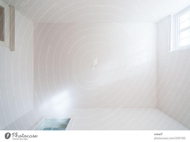 white light weiß Einsamkeit Ferne Wand Fenster Gefühle Mauer hell Tür Raum elegant Beton modern ästhetisch Innenarchitektur