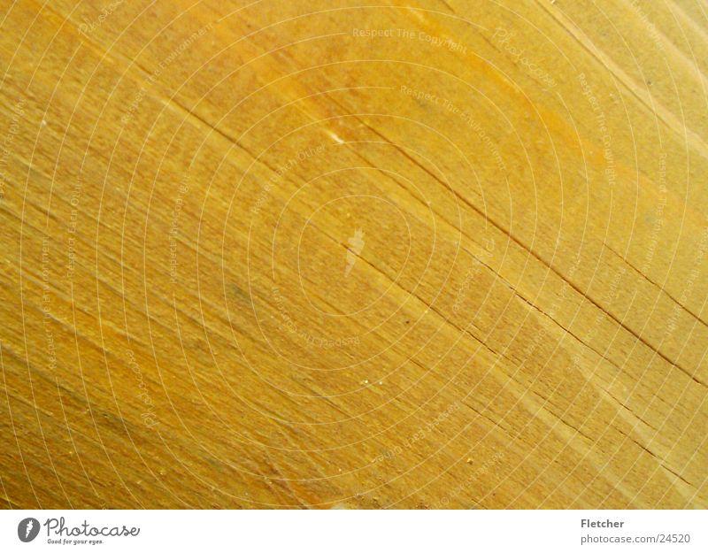 Holz gelb braun Muster Maserung Linie Holzbrett