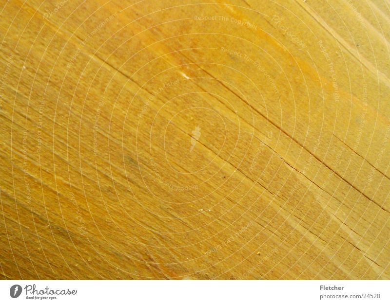 Holz gelb Holz Linie braun Holzbrett Maserung