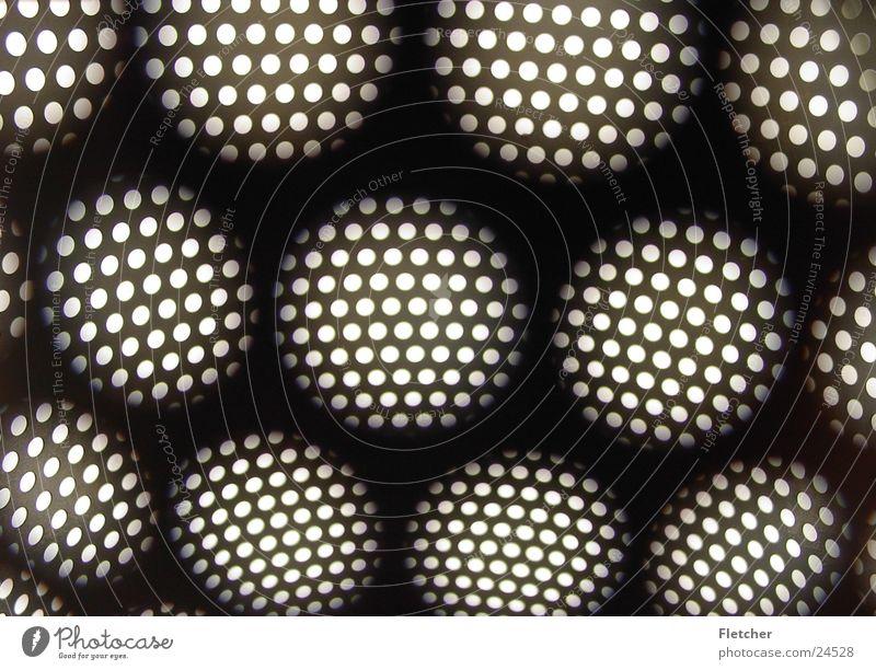 löcher Kreis rund Loch durchsichtig Fototechnik