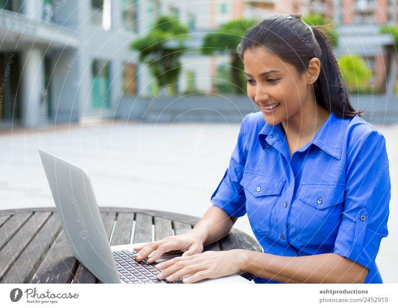Technologie-Assistent ruhig Sommer Erfolg Schule Studium Business Computer Notebook Bildschirm Hardware Technik & Technologie Telekommunikation
