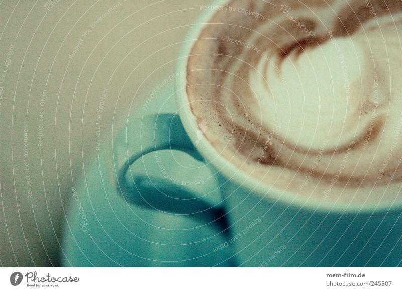 caffee fehlfarben braun Energiewirtschaft Ernährung Kaffee Kochen & Garen & Backen Italien Physik genießen Bar heiß Gastronomie Café Rauschmittel Theke Espresso Wissenschaften