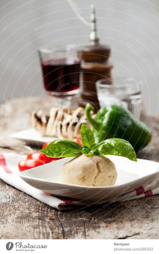 hepfndoag Lebensmittel Bioprodukte Vegetarische Ernährung Italienische Küche Wein Schalen & Schüsseln Flasche Hefeteig Teigwaren Paprika Tomate Rotwein