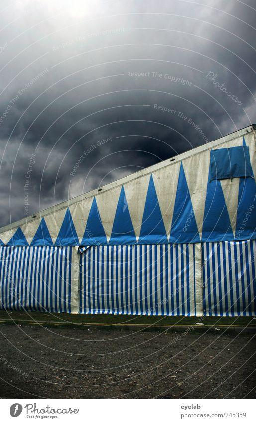 / 35º Sommer Entertainment Veranstaltung Himmel Wolken Gewitterwolken Klima Wetter schlechtes Wetter Unwetter Wind Sturm Regen Zeichen Ornament Kitsch retro