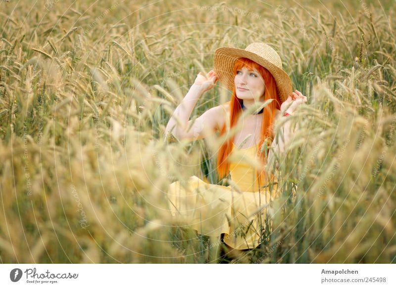 ::11-18:: Lifestyle elegant schön Leben harmonisch Zufriedenheit Erholung ruhig Ferien & Urlaub & Reisen Freiheit Sommerurlaub Junge Frau Jugendliche Erwachsene