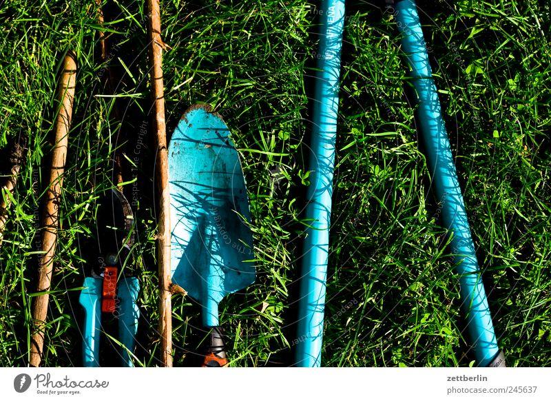 Werkzeug Pflanze Gras Rasen Stock Griff Schaufel Bambusrohr Handgriff Gartengeräte
