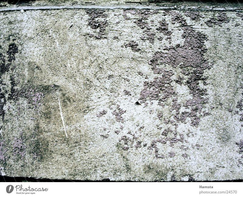 alte Hauswand alt Wand grau Hintergrundbild kaputt Verfall Putz abblättern Fototechnik