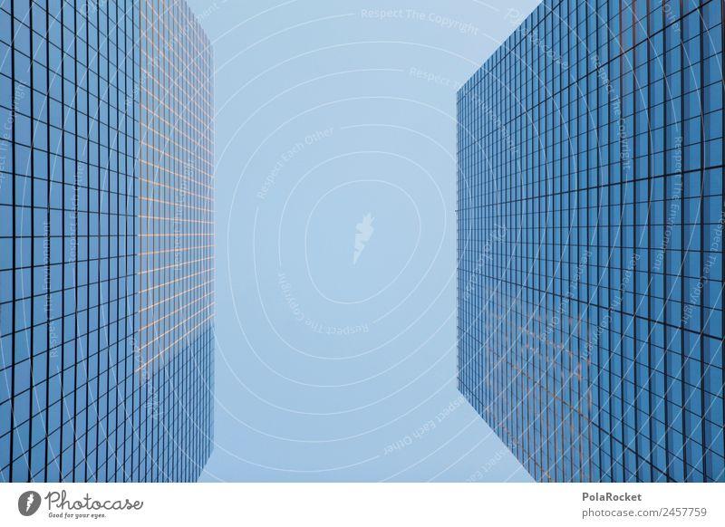 #A# Mitbewerber Kunst ästhetisch Hochhaus Kapitalwirtschaft Kapitalismus Geld Kapitalanlage Fassade Fassadenverkleidung Bank Bankgebäude Geldinstitut