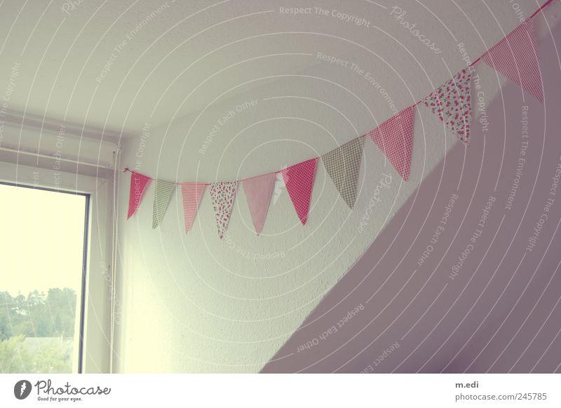 Home Impression II schön Freude Glück Dekoration & Verzierung trendy Schleife Girlande