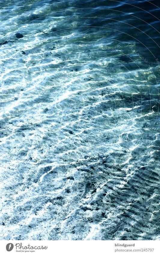 Some Kind Of Wonderful Natur Wasser blau weiß Meer schwarz Bewegung Sand Küste See Wellen nass Fluss Flüssigkeit Seeufer deutlich