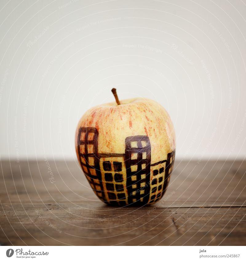 big apple Stadt Haus Ernährung Lebensmittel Gesundheit Frucht ästhetisch außergewöhnlich Apfel lecker Gebäude