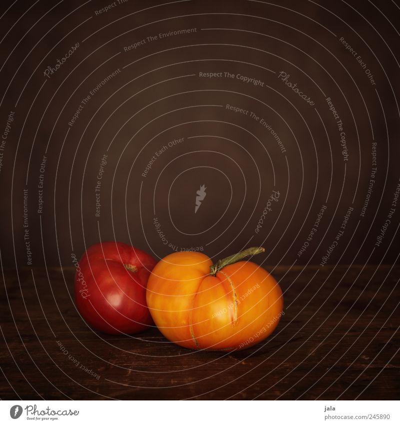 tomaten Lebensmittel Gemüse Tomate Ernährung Bioprodukte Vegetarische Ernährung Gesundheit lecker braun gelb rot Farbfoto Innenaufnahme Menschenleer