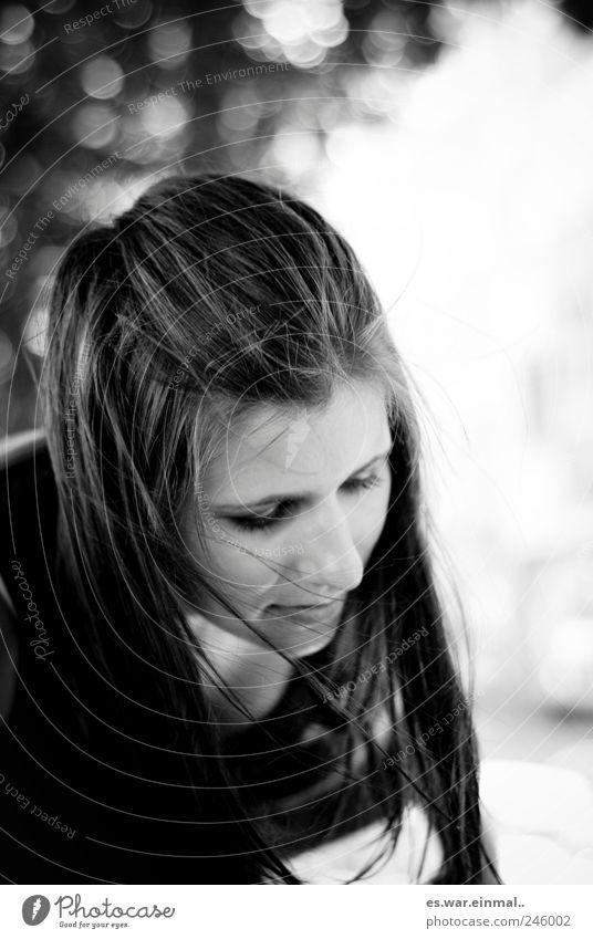 sandra schön feminin Haare & Frisuren brünett langhaarig