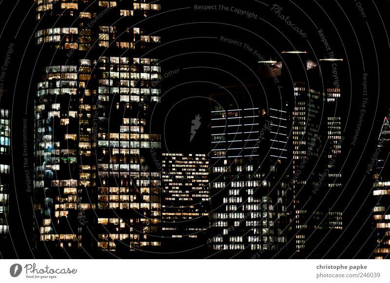 ich war noch niemals in New York Frankfurt am Main Stadt Stadtzentrum Hochhaus Bankgebäude Gebäude Arbeit & Erwerbstätigkeit fleißig Ausdauer Konkurrenz