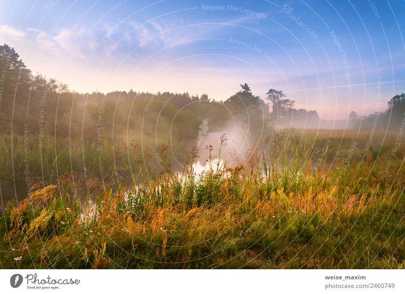 Himmel Natur Ferien & Urlaub & Reisen Sommer blau schön Wasser grün Sonne Landschaft Baum rot Wolken Wald Herbst natürlich
