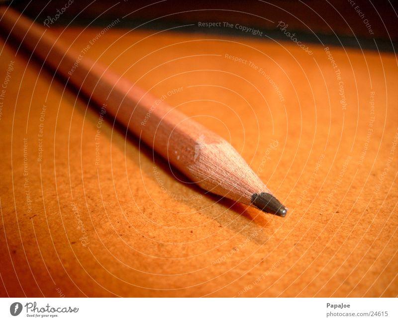 Bleistift Tisch schreiben Schreibstift