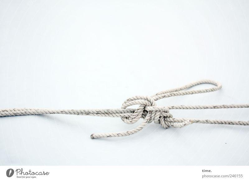 Auf Spannung Seil Ordnung ästhetisch Verbindung bizarr Schifffahrt Spannung Textilien Zweck Knoten Funktion