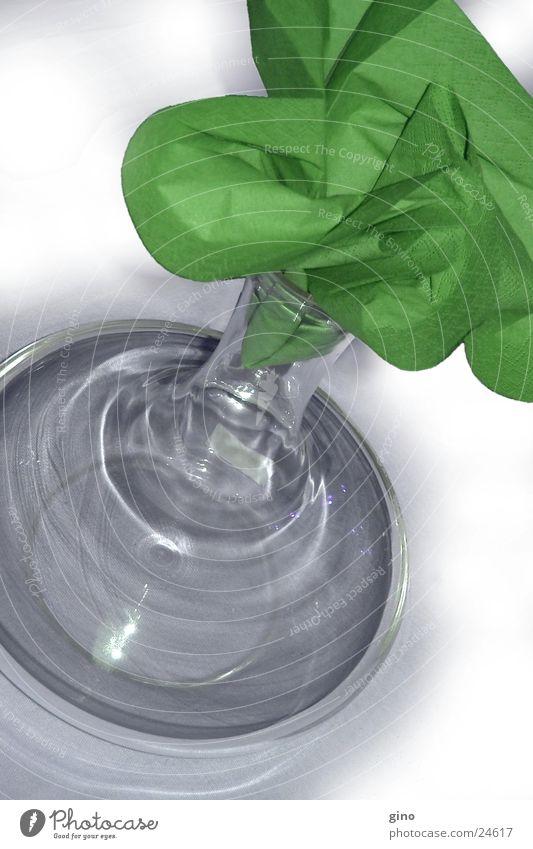 vase Glas Tisch Dekoration & Verzierung Geschirr Vase Serviette