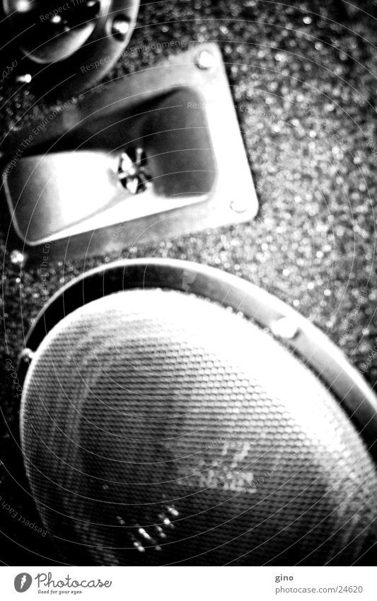 louder2 Lautsprecher Elektrisches Gerät Entertainment Ton Detailaufnahme Musik Technik & Technologie Elektronik
