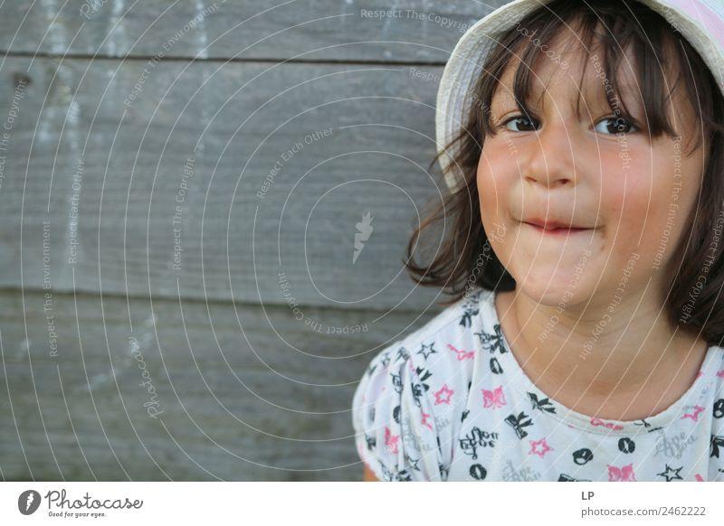 Kind Mensch schön Freude Mädchen Erwachsene Lifestyle Leben Senior Gefühle feminin Familie & Verwandtschaft Stimmung Kindheit Perspektive Lebensfreude