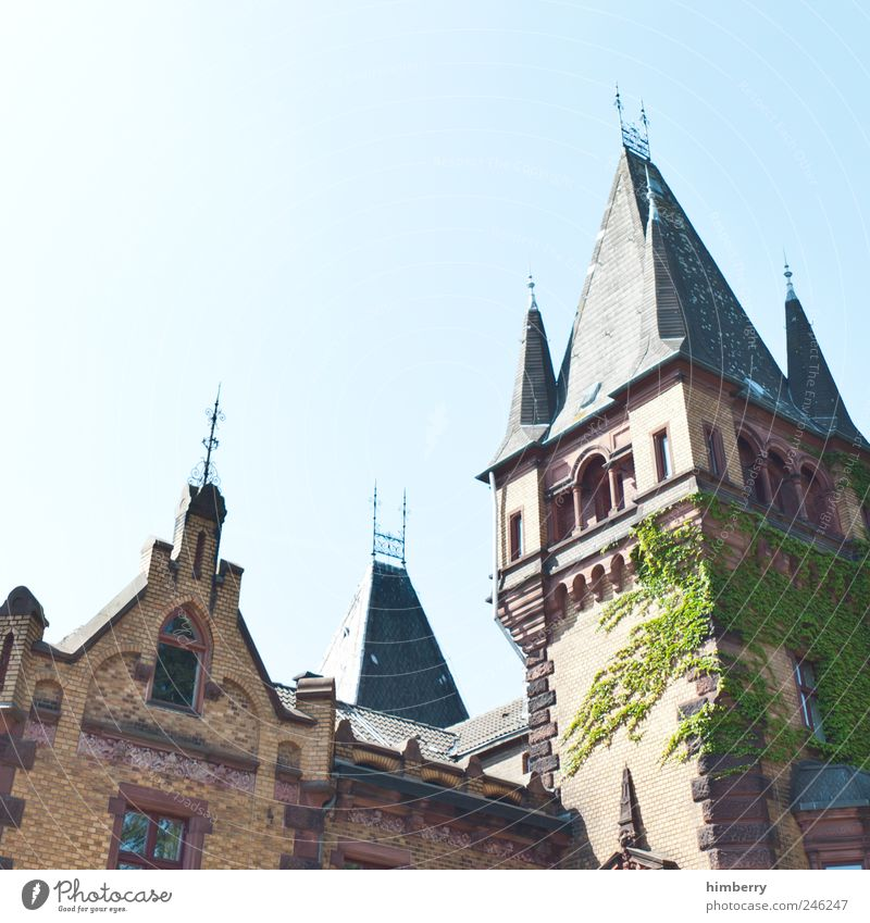 rapunzel@schlossturm.de Wand Fenster Architektur Mauer Gebäude Fassade Turm Baustelle Dach Kultur Bauwerk Burg oder Schloss Denkmal entdecken Theater