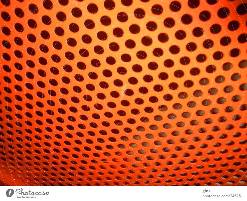 gitter Gitter rot Nacht Club Häusliches Leben Loch Technik & Technologie